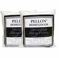 Decorative Pillow Insert Twin Pack 18inX18in