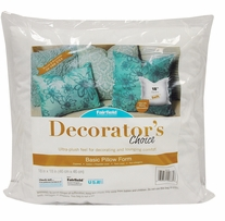 Decorator's Choice Luxury Pillow Form 18inX18in