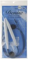 Denise Interchangeable Knitting Needle Sets Size 17 (12.75mm)