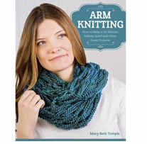 Design Originals Arm Knitting