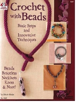 Design Originals Crochet With Beads
