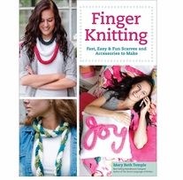 Design Originals Finger Knitting