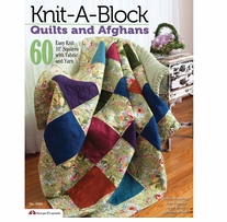 Design Originals Knit-A-Block Quilts & Afghans