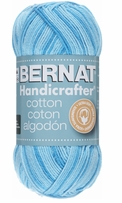 Bernat� Handicrafter� Cotton Ombre & Prints Yarn