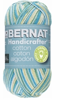Bernat Handicrafter Cotton Stripes Yarn