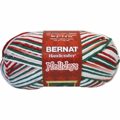 Bernat Handicrafter Holidays Christmas Yarn - Click to enlarge