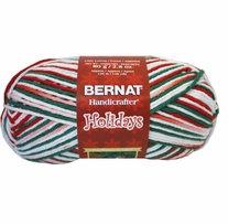 Discount Bernat Yarn Handicrafter Holidays Christmas