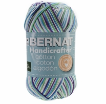 Bernat Handicrafter Cotton Yarn 340gm