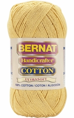 Discount Bernat Yarn Handicrafter Solid Cotton 400gm - Click to enlarge