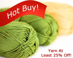 Sale Yarn At Least 25% Off - Click to enlarge