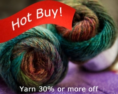 Yarn On Sale At Least 30% Off - Click to enlarge