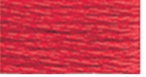 DMC Brilliant Cotton Tatting Thread Christmas Red
