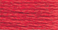 DMC Brilliant Cotton Tatting Thread Christmas Red - Click to enlarge