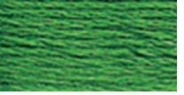 DMC Brilliant Cotton Tatting Thread Light Christmas Green