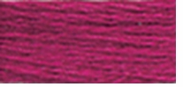 DMC Brilliant Cotton Tatting Thread Medium Plum