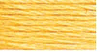DMC Brilliant Cotton Tatting Thread Pale Yellow