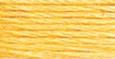 DMC Brilliant Cotton Tatting Thread Pale Yellow - Click to enlarge