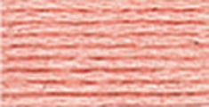 DMC Brilliant Cotton Tatting Thread Peach - Click to enlarge