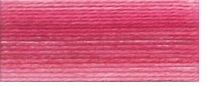 DMC Brilliant Cotton Tatting Thread Variegated Baby Pink