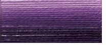 DMC Brilliant Cotton Tatting Thread Variegated Violet