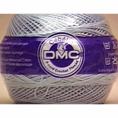 DMC Cebelia Crochet Cotton Thread - Click to enlarge