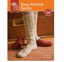 East Knitted Socks