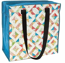Eco Tote Magic Diamonds 15.5inX15inX8in