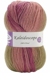 Elegant Yarns Kaleidoscope Yarn - Click to enlarge