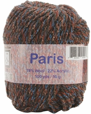 Elegant Yarns Paris Yarn - Click to enlarge