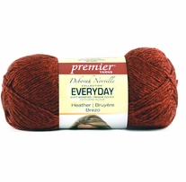 Deborah Norville Collection� Everyday� Soft Worsted Heather Yarn