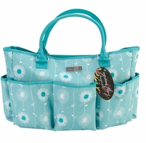 Everything Mary Blue Yarn Tote