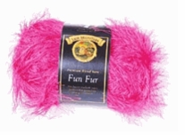 Eyelash Yarn - Novelty Yarn