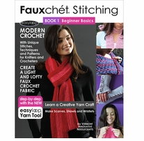 Fauxchet Stitching Book 1 Beginner Basics