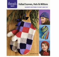 Felted Scarves Hats & Mittens