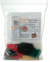Felting Needle Starter Kit