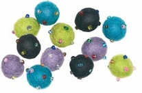Feltworks Cool Mini Balls 12/Pkg