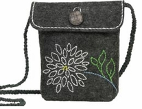 Feltworks Fun Purse Kit Mum