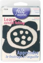 Feltworks Learn Needle Felting Kit