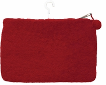 Feltworks Mini Purse Red