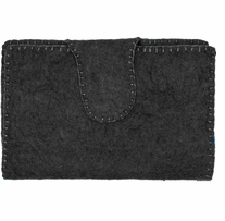 Feltworks Reader Sleeve Black 5.5in x 8.5in
