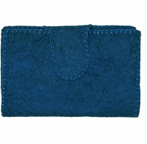 Feltworks Reader Sleeve Dark Blue 5.5in x 8.5in