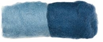 Feltworks Roving .25 Ounces Denim/Midnight Blue
