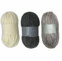Feltworks Roving Trio Pack Neutral