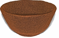 Feltworks Small Felt Bowl Nutmeg