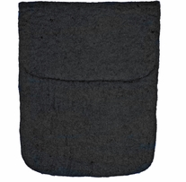 Feltworks Tablet Sleeve Black 8in x 10in