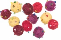 Feltworks Warm Mini Balls 12/Pkg