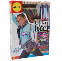 Giant Weaving Loom Kit