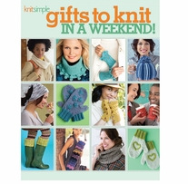 Gifts To Knit In A Weekend!