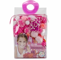 Go-Go Yarn Accessories Kit Juicy Pink