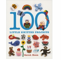 Guild Of Master Craftsman Books 100 Little Knitted Projects